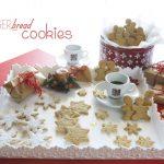 Biscotti natalizi al pan di ze...