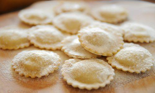 Pasta ripiena – Tortelli di zucca fatti in casa – ricetta base