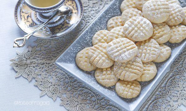 Biscotti Frollini con tuorli sodi… delicatissimi e molto friabili