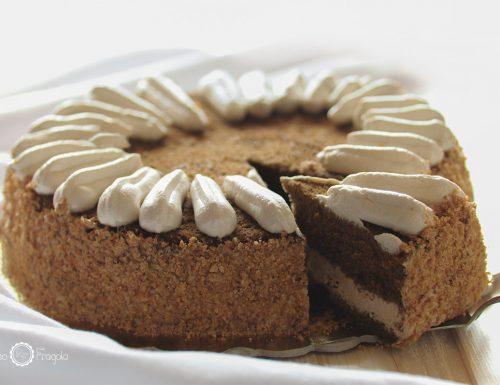 COFFEE CAKE – torta cremosa al caffè, il suo aroma inebriante vi conquisterà!