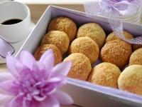 Biscotti Morbidelli al profumo di agrumi e vaniglia