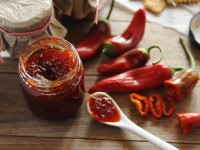 Gelatina di peperoncini piccanti – Hot Pepper Jelly