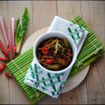 Bietole selvatiche al pomodoro ripassate in padella – ricetta veg