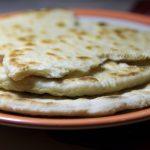 Focaccine soffici al formaggio e prosciutto – Cottura in padella