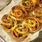 Girelle alle verdure - ricetta sfiziosa - Rosso Fragola