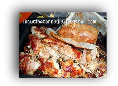 coniglio in porchetta con ripieno