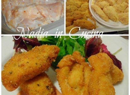 pollo fritto (dolce e piccante)