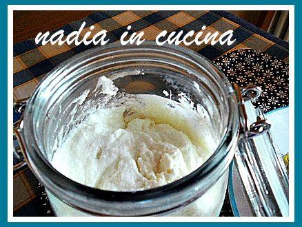yogurt casalingo!!