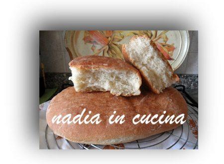 il mio pane con il levito madre!!!