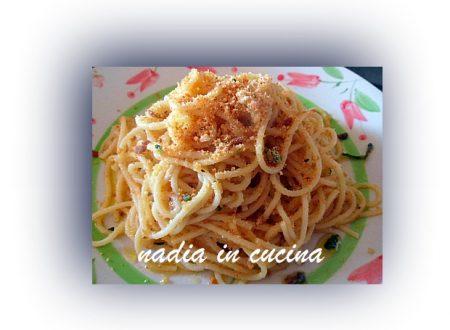 spaghetti ammollicati