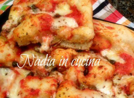 pizza con lievito madre 2