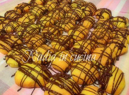 biscotti al miele di arancio