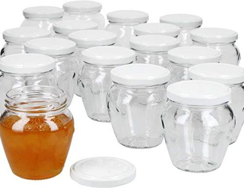 Sterilizzare i vasetti delle conserve