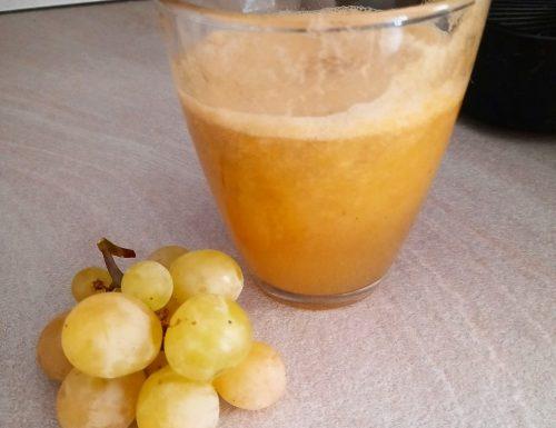 Succo d'uva bianca
