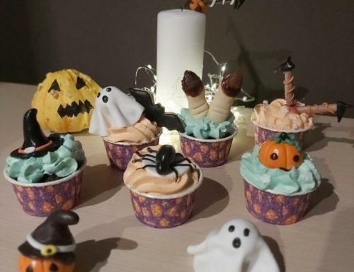 Cupcakes di Halloween di semplicementeincucina
