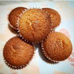 muffin al cocco integrali