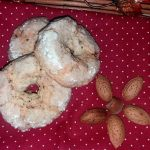 ciambelle siciliane alle mandorle