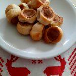 salatini rustici con wurstel