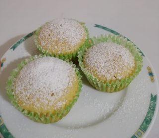 muffin con sciroppo dacero