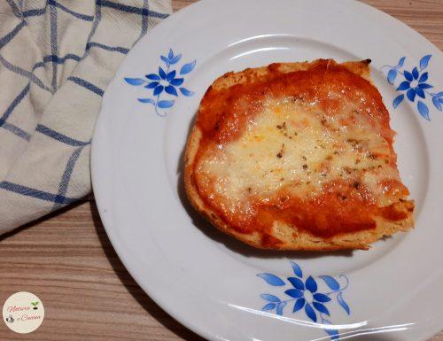 Pan di pizza