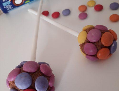 Cake pops con mascarpone