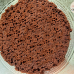 Base al cacao per torte