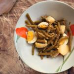 insalata con fagiolino