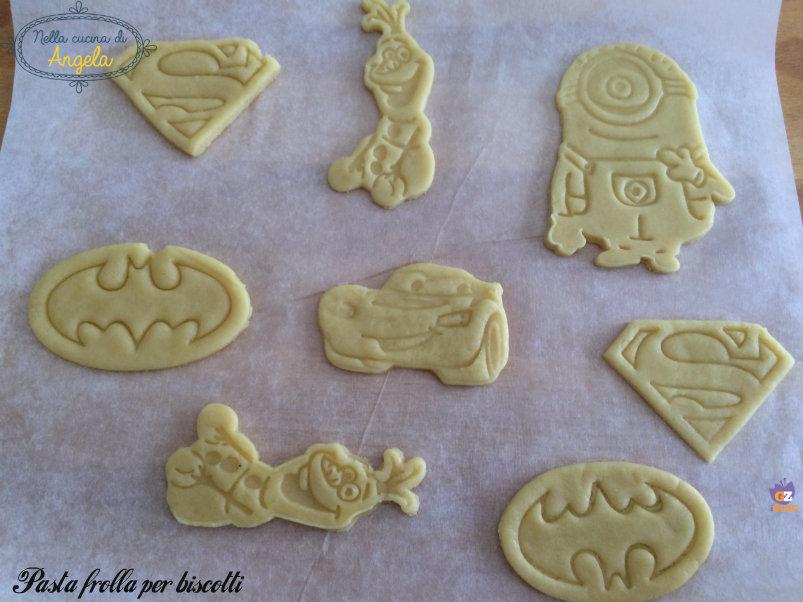 Pasta frolla per biscotti senza lattosio nella cucina di for Pasta frolla planetaria