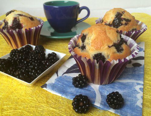 Muffin con yogurt e more