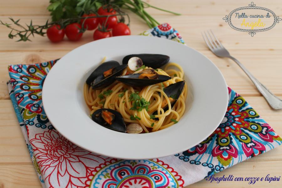 spaghetti e cozze