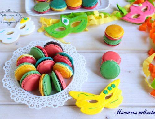 Macarons arlecchino