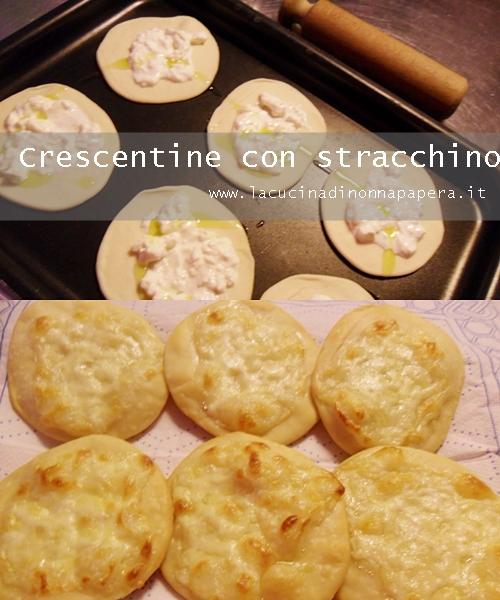Crescentine in padella ricetta bimby