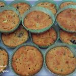 Muffin salati di zucchine light