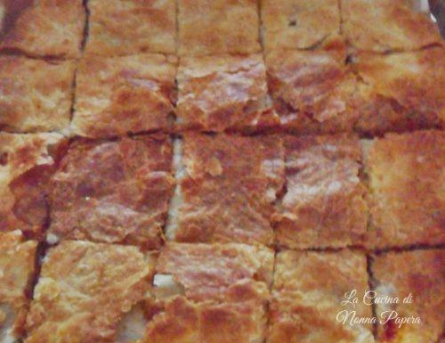 Rustico alla pizza