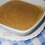 Zuppa di fagioli borlotti e farro