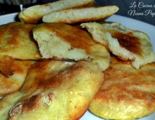 Frittelle di baccalà al forno