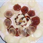 Gelatine di confettura e parmigiano