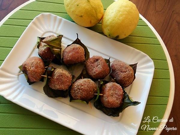 Polpette-foglia-limone