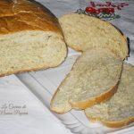 Pane con crema di zucchine