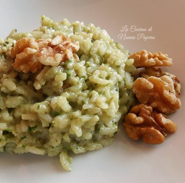 Risotto-spinaci-e-noci