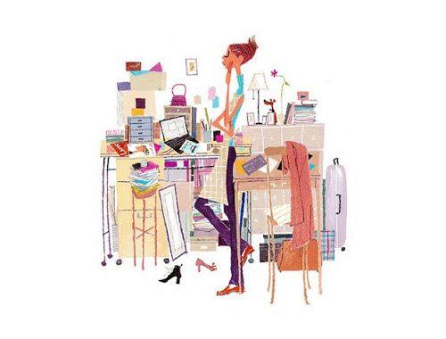 Mi organizzo!: Come riordinare una stanza in tre mosse e 25 minuti