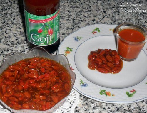 Marmellata di Bacche di Goji