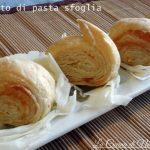 Salatini di pasta sfoglia e formaggio