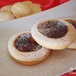 Biscotti con marmellata ricetta bimby