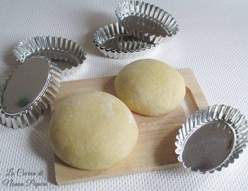 Pasta Frolla Ricetta Bimby