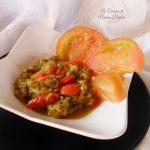 Contorno di zucchine e pomodori