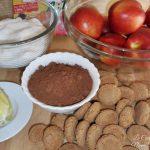 Confettura di pesche cacao e amaretti