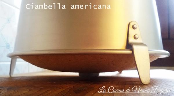 ciambella americana