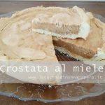 Crostata al miele con farina di mandorle