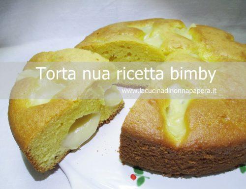 Torta nua ricetta bimby